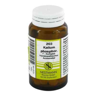 Kalium Phosphoricum F Komplex Nummer  203 Tabletten  bei versandapo.de bestellen