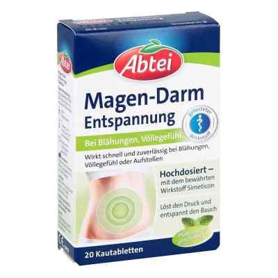 Abtei Magen Darm Entspannungstabletten  bei versandapo.de bestellen