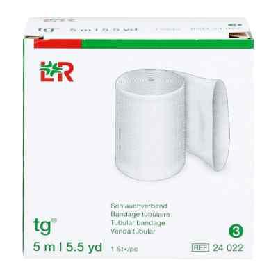 Tg Schlauchverband Größe 3 5 m weiss 24022  bei versandapo.de bestellen
