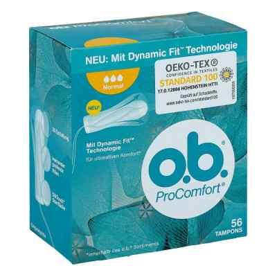O.b. Tampons Procomfort normal  bei versandapo.de bestellen