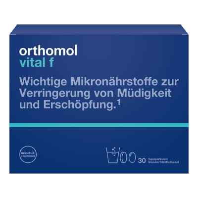Orthomol Vital F Grapefruit Granulat/kaps.  bei versandapo.de bestellen
