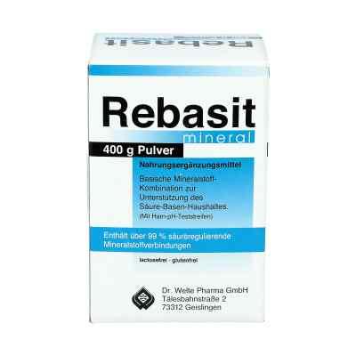 Rebasit Mineral Pulver  bei versandapo.de bestellen