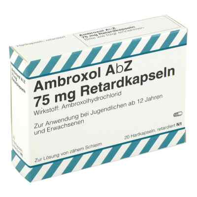 Ambroxol AbZ 75mg  bei versandapo.de bestellen