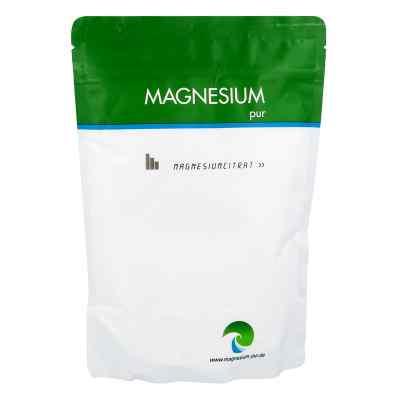 Magnesium Pur Pulver  bei versandapo.de bestellen