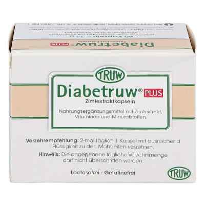 Diabetruw Plus Kapseln  bei versandapo.de bestellen