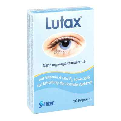 Lutax 10 mg Lutein Kapseln  bei versandapo.de bestellen