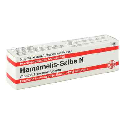Hamamelis Salbe N  bei versandapo.de bestellen