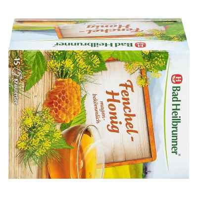 Bad Heilbrunner Tee Fenchel Honig Filterbeutel  bei versandapo.de bestellen