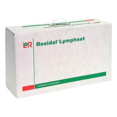 Lymphset 6 Bein gross Schaumstoffbinde  bei versandapo.de bestellen