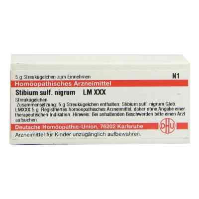 Lm Stibium Sulf.nigrum Xxx Globuli  bei versandapo.de bestellen
