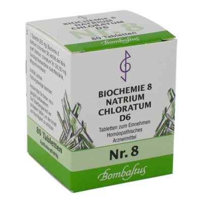 Biochemie 8 Natrium chloratum D 6 Tabletten  bei versandapo.de bestellen