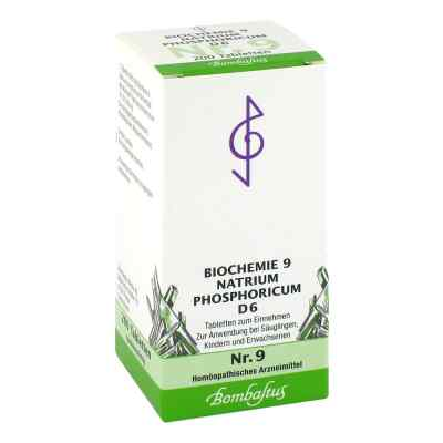 Biochemie 9 Natrium phosphoricum D 6 Tabletten  bei versandapo.de bestellen