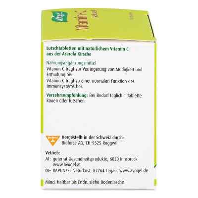Vitamin C A. Vogel Lutschtabletten  bei versandapo.de bestellen