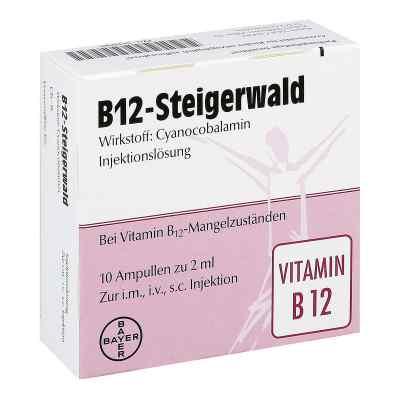 B12 Steigerwald Injektionslösung  bei versandapo.de bestellen