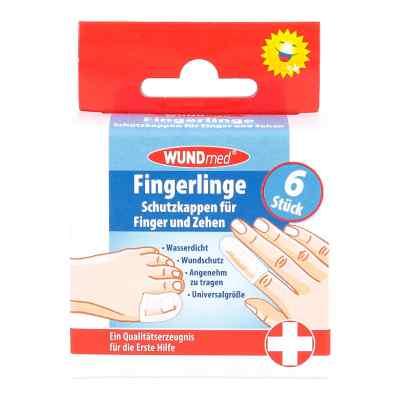 Fingerlinge Schutzkappen für Finger und Zehen  bei versandapo.de bestellen