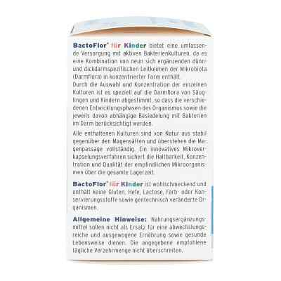Bactoflor für Kinder Pulver  bei versandapo.de bestellen