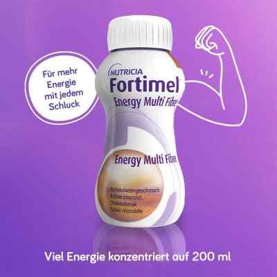 Fortimel Energy Multi Fibre Schokoladengeschmack  bei versandapo.de bestellen