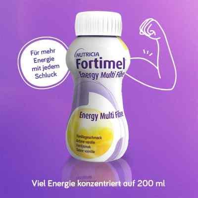 Fortimel Energy Multi Fibre Vanillegeschmack  bei versandapo.de bestellen