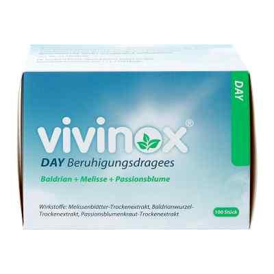 Vivinox Day Beruhigungsdragees Baldrian+Melisse+Passionsbl.  bei versandapo.de bestellen