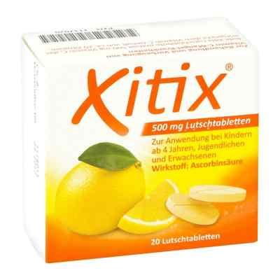 Xitix Lutschtabletten  bei versandapo.de bestellen