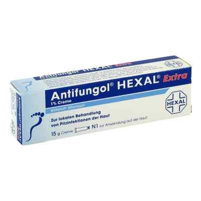 Antifungol HEXAL EXTRA 1%  bei versandapo.de bestellen