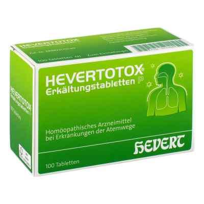 Hevertotox Erkältungstabletten P  bei versandapo.de bestellen
