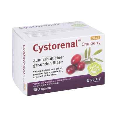 Cystorenal Cranberry plus Kapseln  bei versandapo.de bestellen