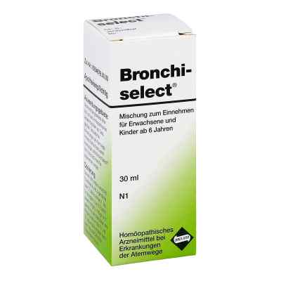 Bronchiselect Tropfen  bei versandapo.de bestellen