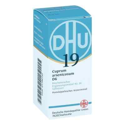 Biochemie Dhu 19 Cuprum arsenicosum D 6 Tabletten  bei versandapo.de bestellen