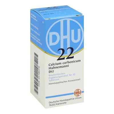 Biochemie Dhu 22 Calcium carbonicum D 12 Tabletten  bei versandapo.de bestellen