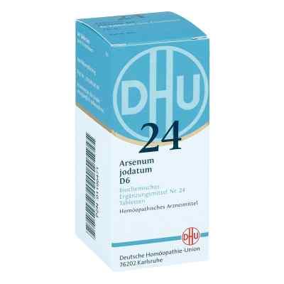 Biochemie Dhu 24 Arsenum jodatum D 6 Tabletten  bei versandapo.de bestellen