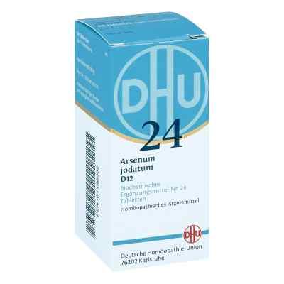 Biochemie Dhu 24 Arsenum jodatum D 12 Tabletten  bei versandapo.de bestellen