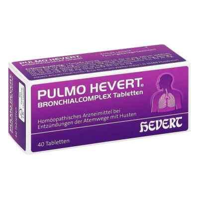Pulmo Hevert Bronchialcomplex Tabletten  bei versandapo.de bestellen