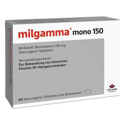 Milgamma mono 150 überzogene Tabletten  bei versandapo.de bestellen