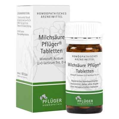 Milchsäure Pflüger Tabletten  bei versandapo.de bestellen