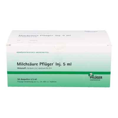 Milchsäure Pflüger Injektionslösung 5 ml  bei versandapo.de bestellen