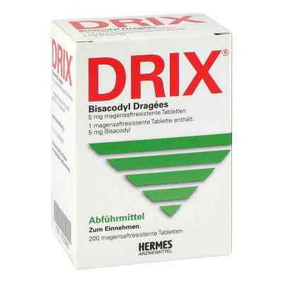 Drix Bisacodyl-Dragees  bei versandapo.de bestellen