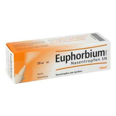 Euphorbium Compositum Nasentr.sn Nasendosierspray  bei versandapo.de bestellen
