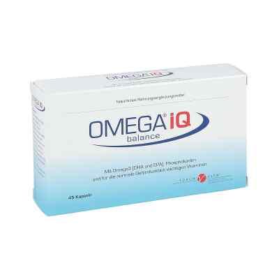 Omega Iq Kapseln  bei versandapo.de bestellen