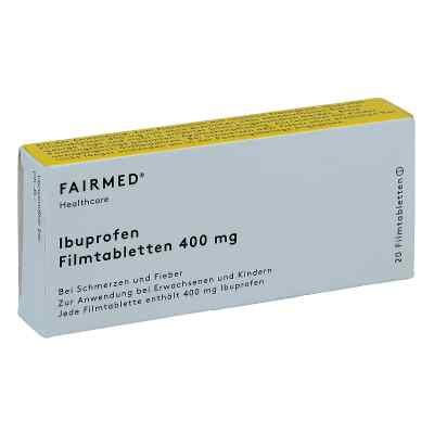 Ibuprofen 400 akut Fair-Med  bei versandapo.de bestellen