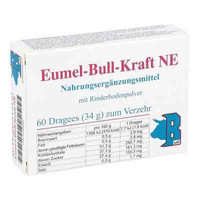 Eumel Bull Kraft Ne Dragees  bei versandapo.de bestellen