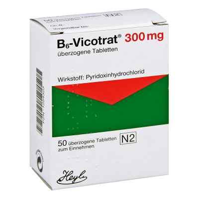B6 Vicotrat 300 mg überzogene Tabletten  bei versandapo.de bestellen