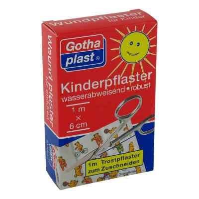 Gothaplast Kinderpflaster 6 cmx1 m  bei versandapo.de bestellen