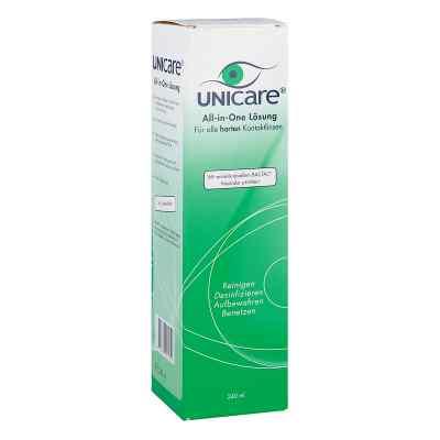 Unicare All in One für  harte Linsen Lösung  bei versandapo.de bestellen