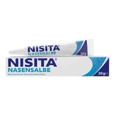 Nisita Nasensalbe  bei versandapo.de bestellen
