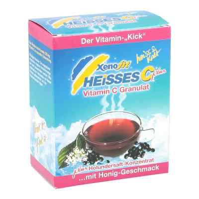 Xenofit Heisses C plus Holunderextrakt Beutel   bei versandapo.de bestellen