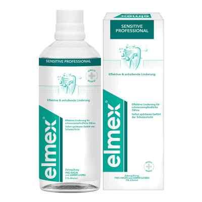 Elmex Sensitive Professional Zahnspülung  bei versandapo.de bestellen