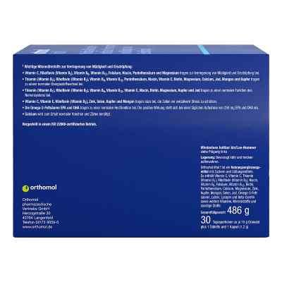 Orthomol Vital F 30 Granulat/kaps.kombipackung  bei versandapo.de bestellen