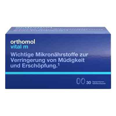 Orthomol Vital M 30 Tabletten /kaps.kombipackung  bei versandapo.de bestellen