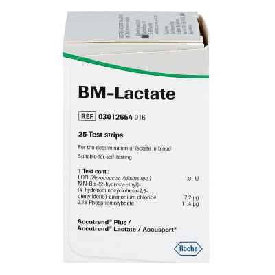Bm Test Lactate Teststreifen  bei versandapo.de bestellen